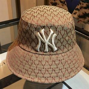 NY mix GG Bucket Hat